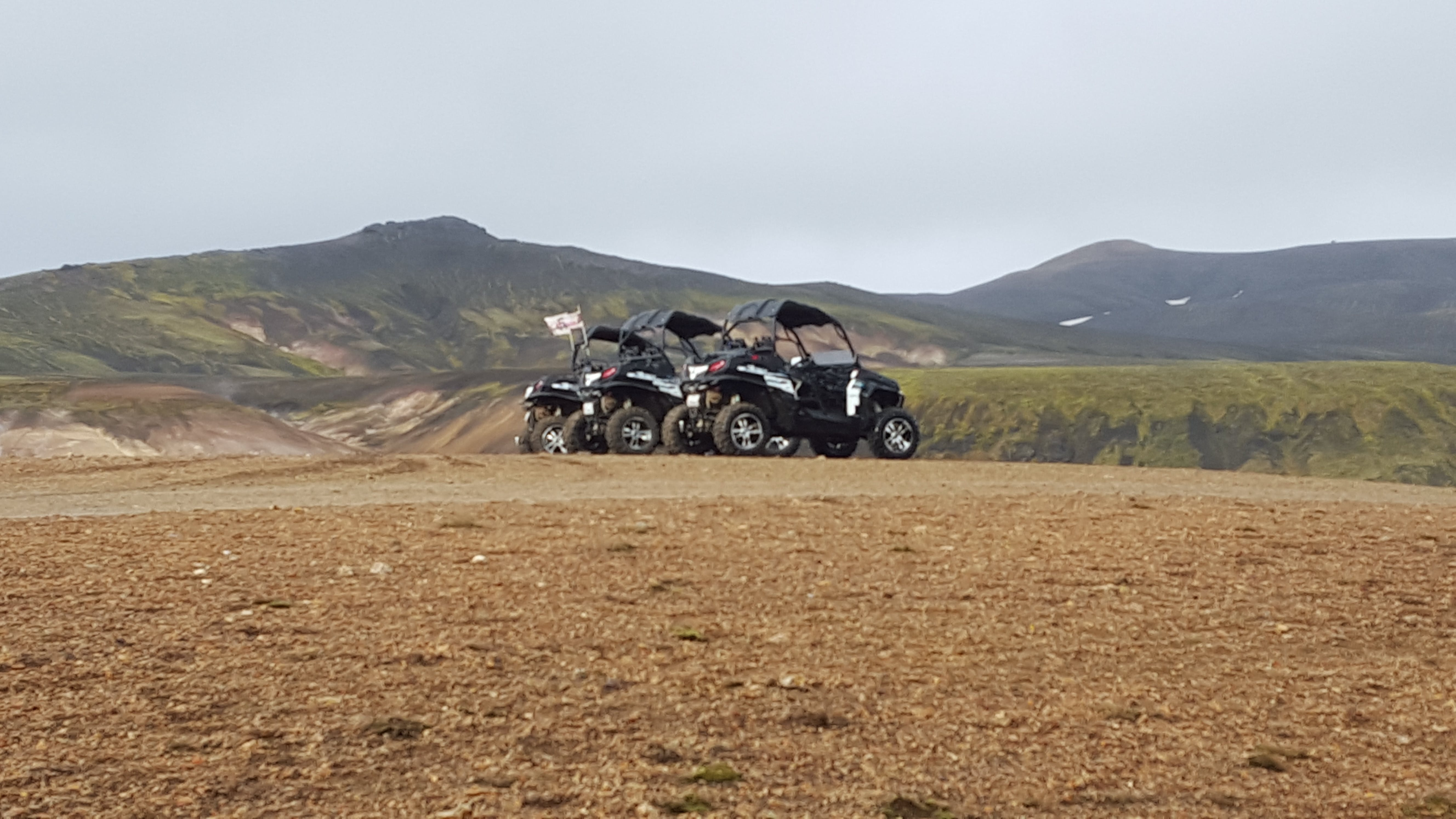 The Landmannalaugar Buggy Experience (full day)