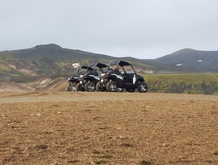 The Landmannalaugar Buggy Experience (full day)