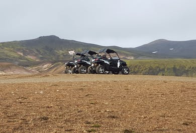 The Landmannalaugar Buggy Experience | Day Tour