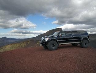 Landmannalaugar & Mt Hekla Jeep Tour