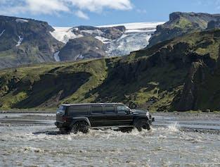 Wycieczka do Þórsmörk | Dolina Thora