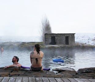 Cercle d'Or & baignade au Secret Lagoon