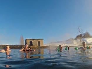 Transfert depuis Reykjavik vers la source chaude du Secret Lagoon