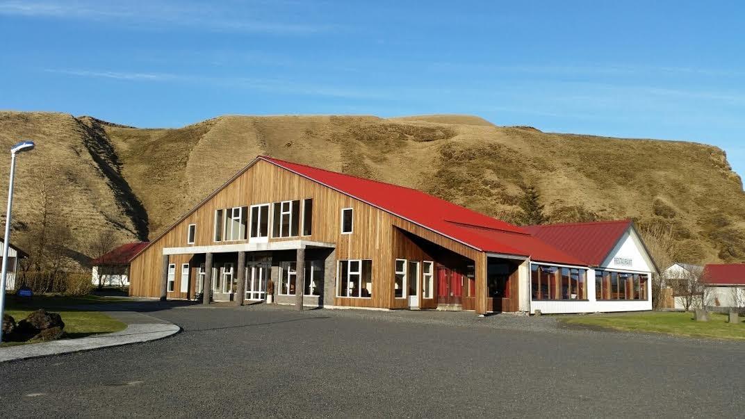 Hótel Katla country hotel in Iceland