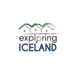 Exploring Iceland logo