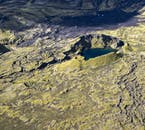 Sightseeing by air demonstrates how Iceland's landscape is all connected.