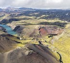 Sightseeing Flight over Laki Craters, Glaciers and Highlands