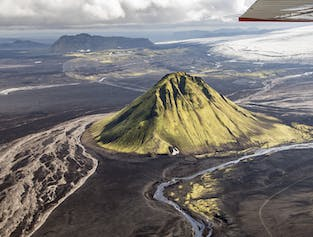 Airplane Tour from Reykjavik | 60 Minute Pilot's Special