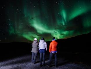 Auroras Boreales en Super Jeep desde Reykjavik