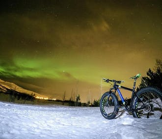 Fat Bike Adventure at Lake Myvatn