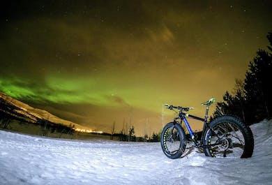 Fat Bike Adventure at Lake Myvatn