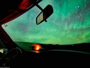 Northern Lights Superjeep Adventure