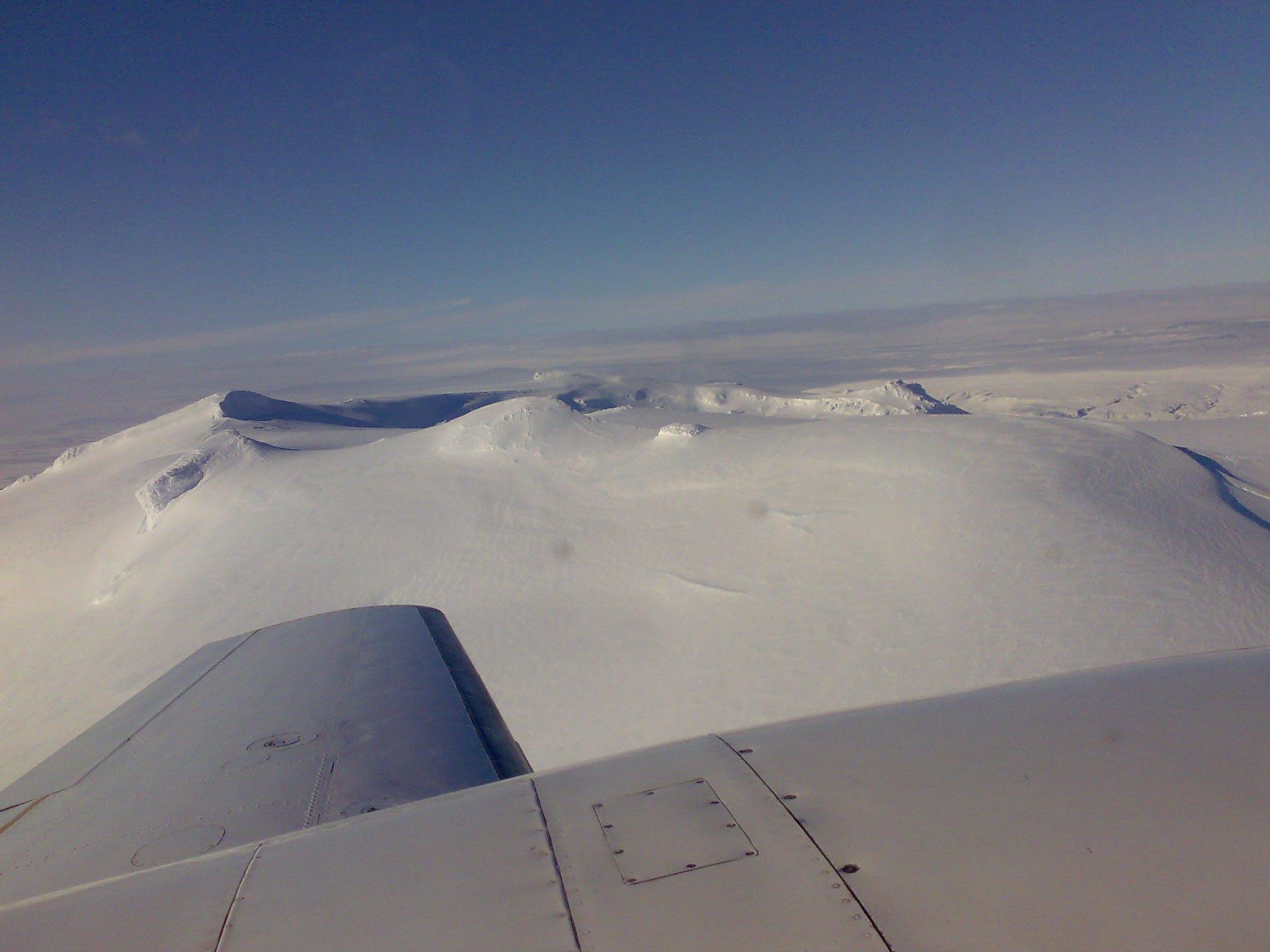 Sightseeing Flight   Hvannadalshnjukur & Jokulsarlon Glacier Lagoon
