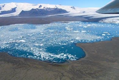 Sightseeing-Flug | Hvannadalshnjúkur und Gletscherlagune Jökulsárlón