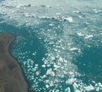 Iceland's glacier lagoons are considered to be the shining jewels of the country.