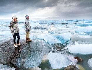 3 Day Tour To Jokulsarlon | The Golden Circle, the South Coast, Glacier Hike & Boat Tour