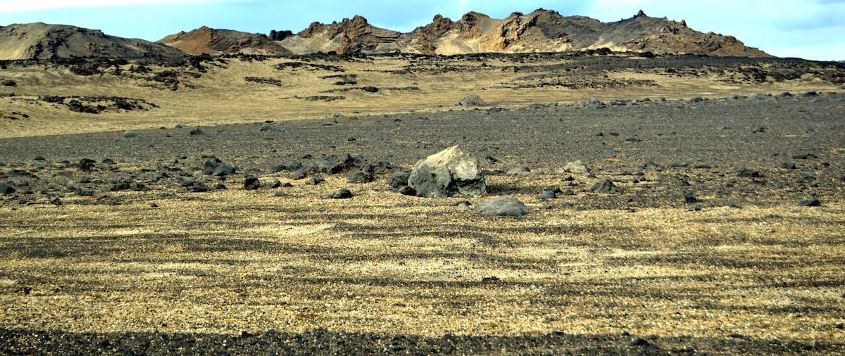 Holuhraun Lava Field Tour