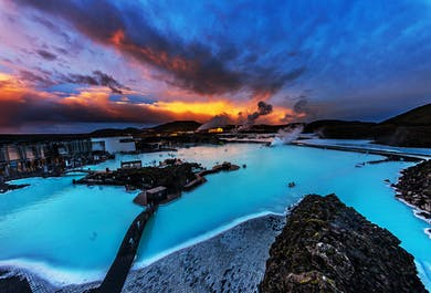 The Golden Circle Blue Lagoon