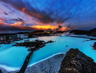 The Golden Circle & Blue Lagoon | Small Group Day Tour of the Famous Sites