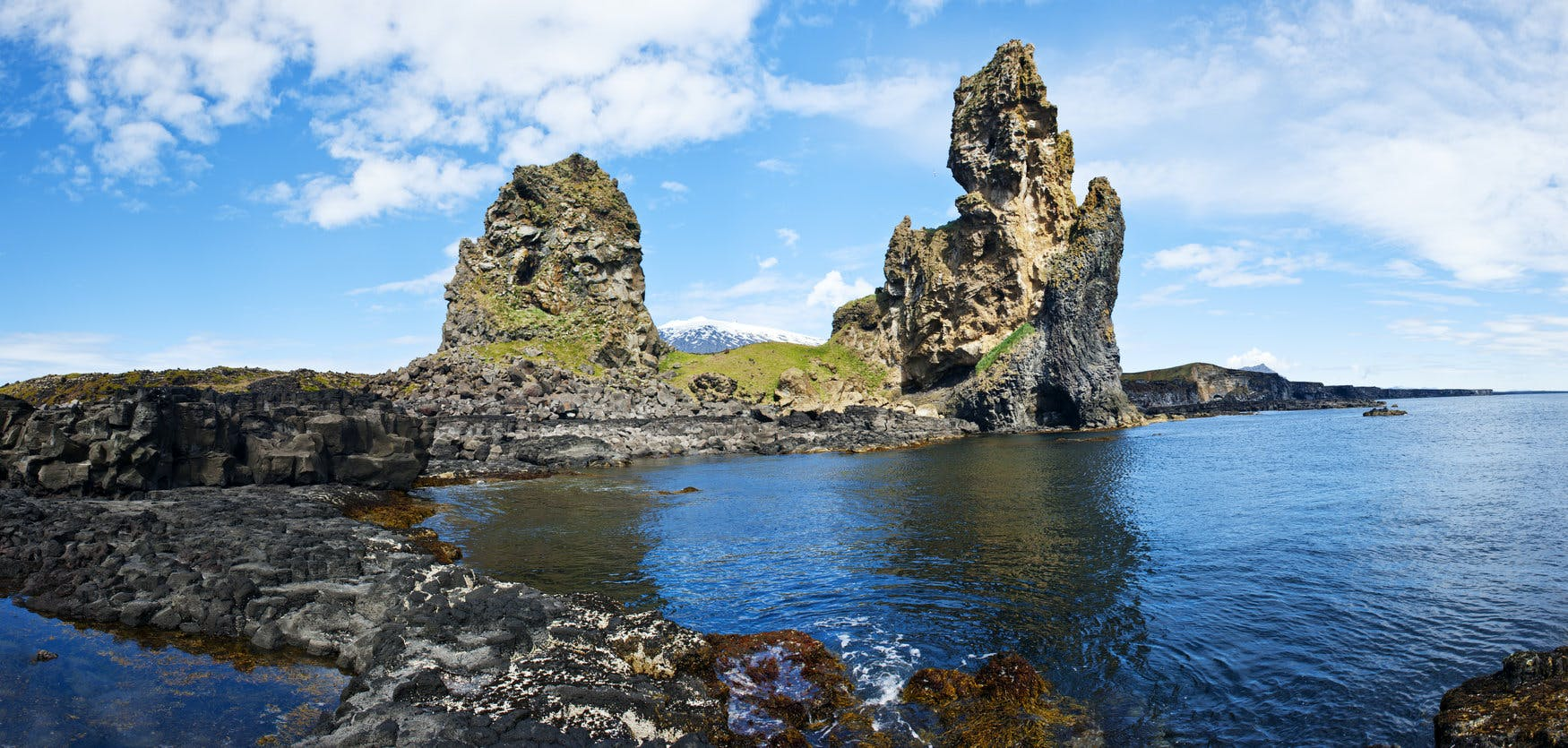 2 Day Snaefellsnes Tour | Lava Cave, Waterfalls, Seals, Hot Spring