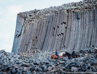 Day tour on our amazing Icelandic horses
