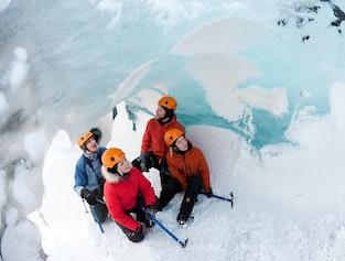 Glacier Experience on Sólheimajökull from Reykjavík