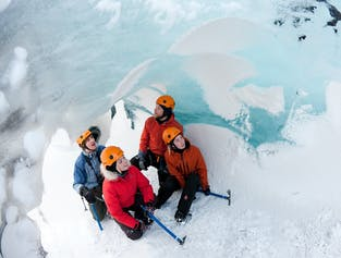 Small Group Glacier Experience on Solheimajökull from Reykjavik