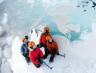 Small Group Glacier Experience on Solheimajokull from Reykjavik