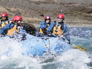 Golden Circle & River Rafting Adventure