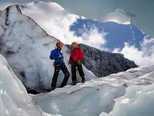 Glacier Explorer From Skaftafell