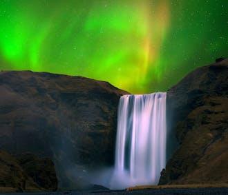 2 Day Tour to Jokulsarlon | Glacier Hike, Waterfalls & Black Beach