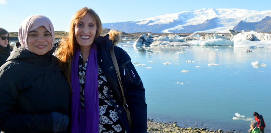 Jökulsárlón Glacial Lagoon - a Tour of the Jewels of the South Coast of Iceland
