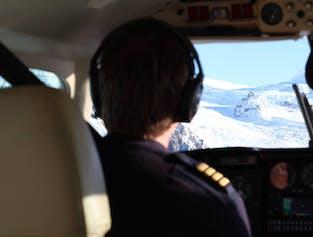 Sightseeing Flight from Skaftafell | Pilot Special
