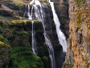 Glymur Waterfall Day Tour