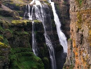 Glymur Waterfall Day Tour