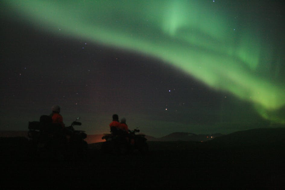 Northern Lights Atv Tour From Reykjavik Guide To Iceland