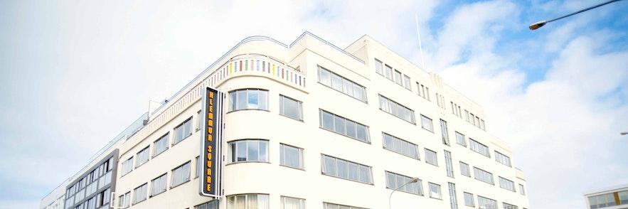冰岛首都雷克雅未克酒店、青旅Hlemmur Square