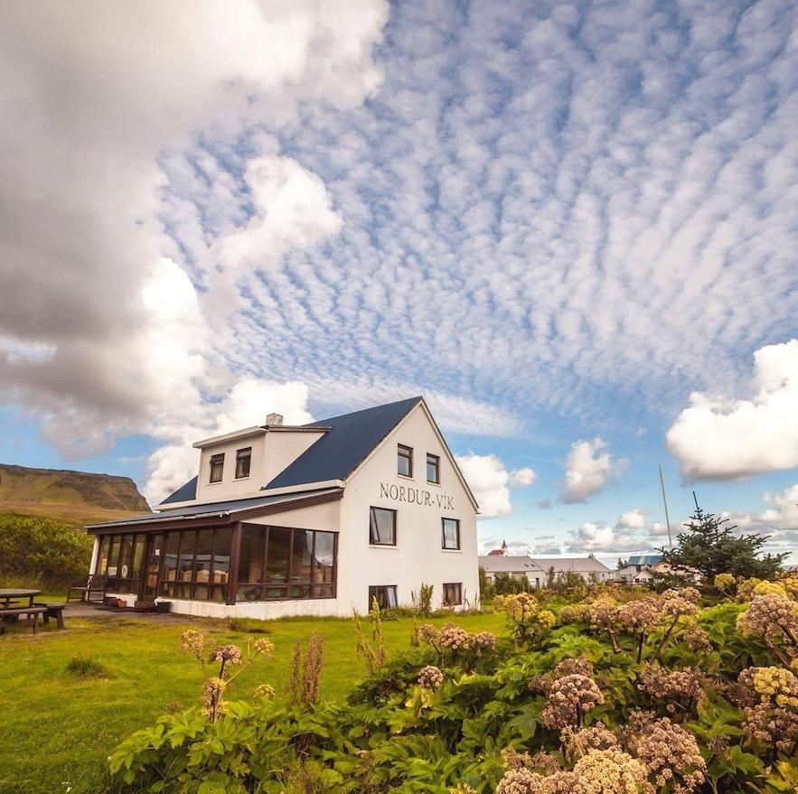 冰岛维克镇住宿-青旅-Vík Hostel