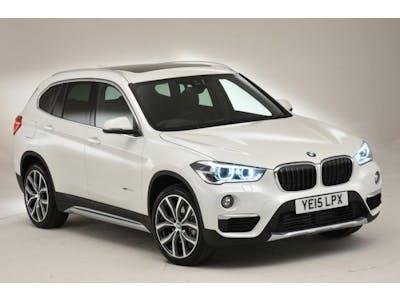BMW X1 4x4 Luxury class 2016
