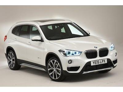 BMW X1 4x4 Luxury class (2017) 2016