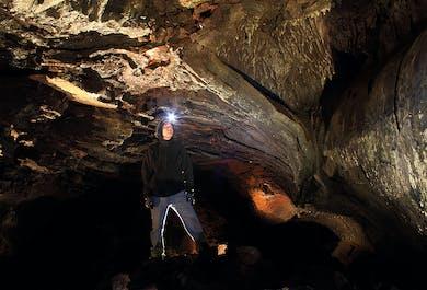 Lava Caves Exploration and Super Jeep Tour | Reykjanes Peninsula