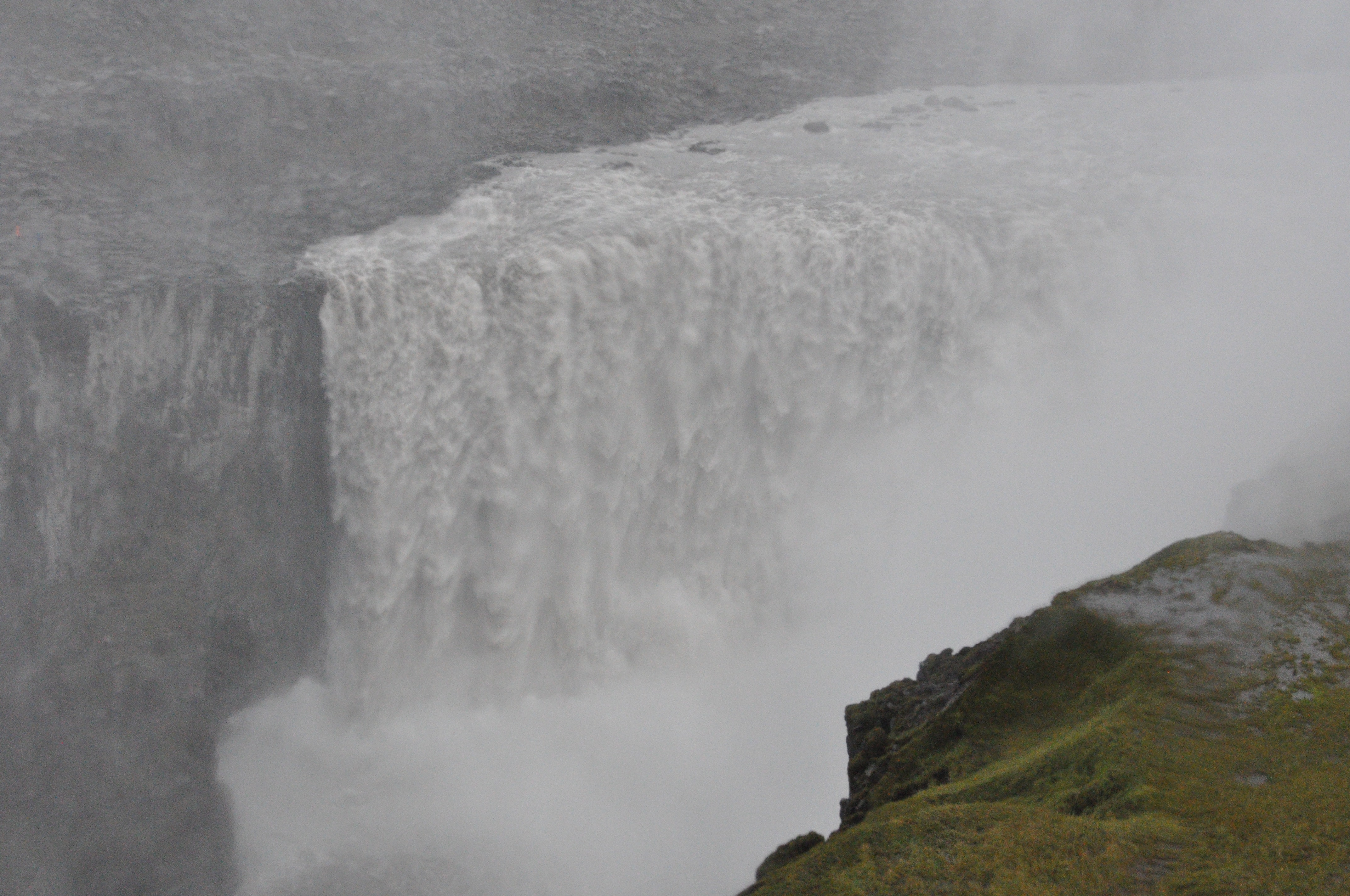 Dettifoss waterfall in north Iceland