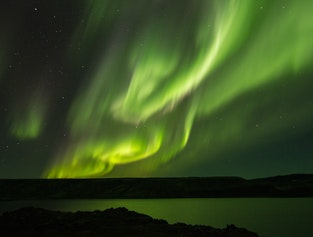 Hunting the Aurora Borealis ( The Northern Lights ) - A one-evening magical adventure!