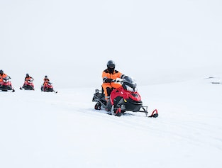 The Golden Circle, Monster Truck & Snowmobiling in a Small Group