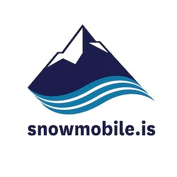 Snowmobile.is logo