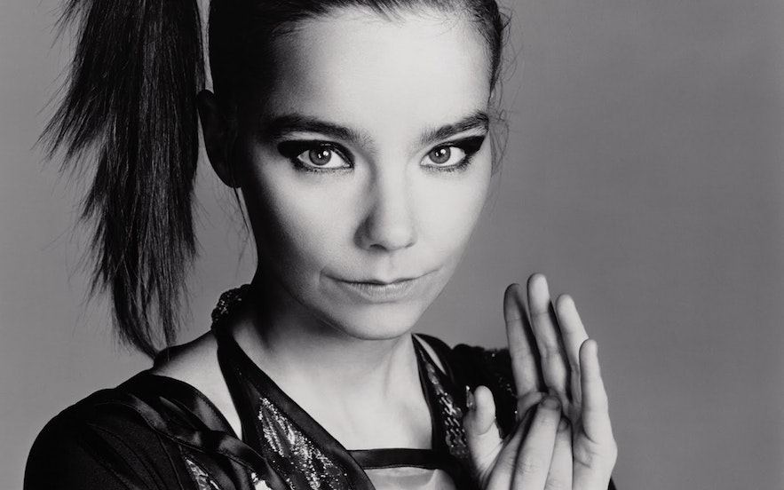 Björk is the most famous Icelandic woman in the world