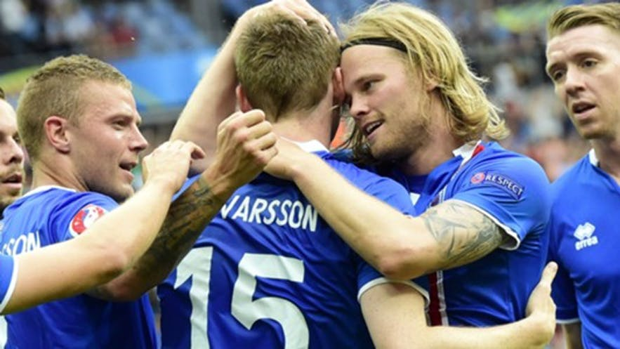 Icelandic men are great!