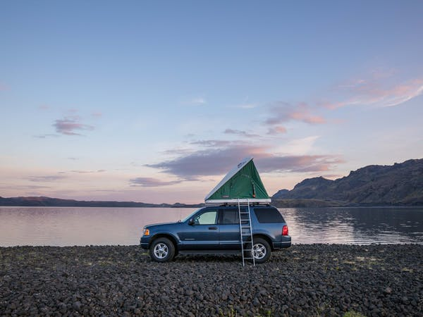 Camping Cars Car Rental