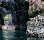 Formations rocheuses vers Hellnar sur la péninsule de Snaefellsnes
