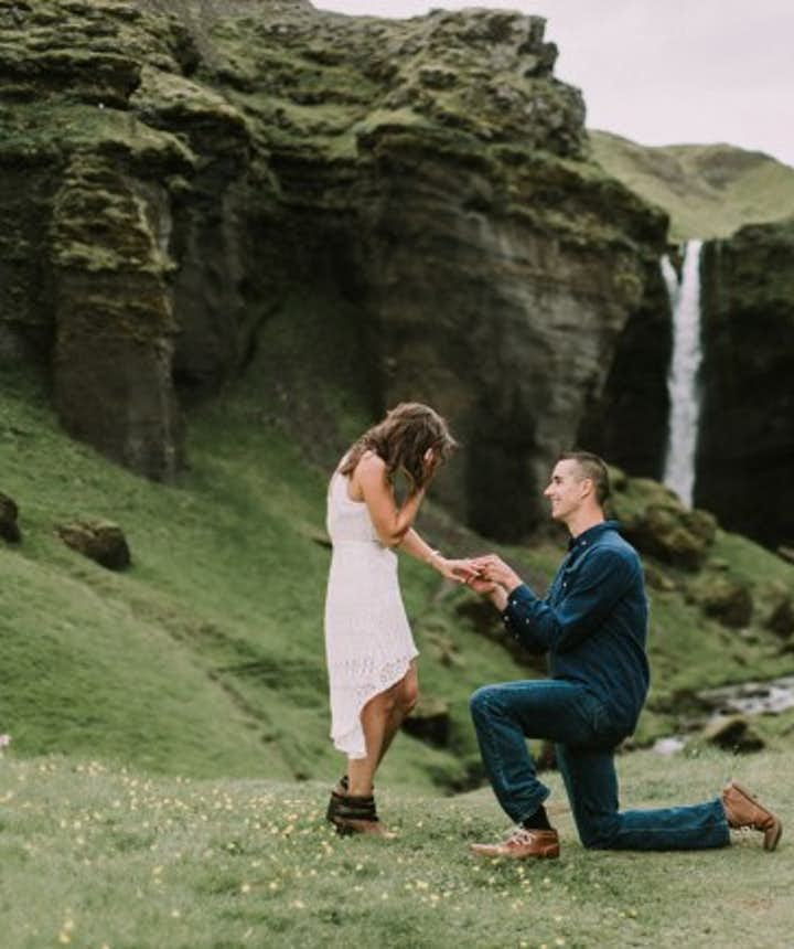 Best Places for Marriage Proposals in Iceland